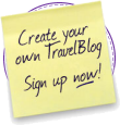 Create your own Travel Blog, Sign Up Now!